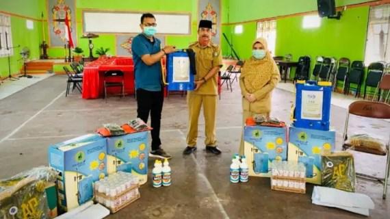 PT GAP serahkan bantuan dukung penanganan COVID-19 di Kotim
