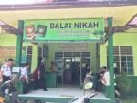 Di Sampit, Layanan Akad Nikah Disetop