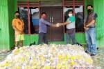 PT GAP berikan ratusan paket sembako untuk masyarakat