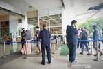 Mal di Sampit perketat pemeriksaan pengunjung cegah COVID-19