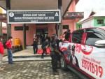 Duo Sabran Sumbangkan Ribuan Paket Sembako Untuk Masyarakat Melalui DAD Kotim