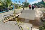 Pemprov Kalteng didesak segera memperbaiki ambruknya jalan Sampit-Seruyan