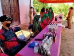 3 Desa di Kecamatan Pulau Hanaut Tampilkan Produk Unggulan, Apa Saja Ya?