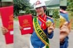 Putri Pariwisata Kotim raih cumlaude Akademi Militer