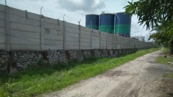 Tanah Pembangunan Bunker CPO di Bagendang Diduga Bermasalah