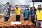 PT Maju Aneka Sawit-PKS MAS tanam 1.600 tanaman lokal tambah koleksi Kebun Raya Sampit