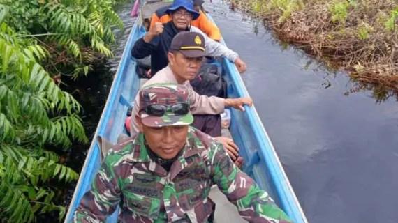 Kecamatan Pulau Hanaut Punya Armada Sungai, Ini Tujuannya?