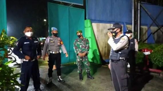 Koramil 1015-09/Bmg Patroli Bersama Polsek Baamang Cipta Kondisi Wilayah aman