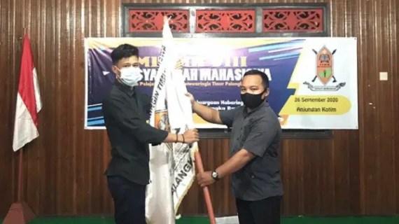 Selamat, Hendrianur Pimpin IPMK Palangka Raya