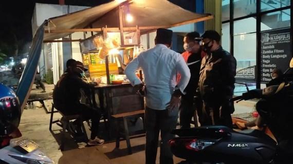 Operasi Yustisi dan Pendisiplinan Pemakaian Masker di Wilayah Polsek Ketapang