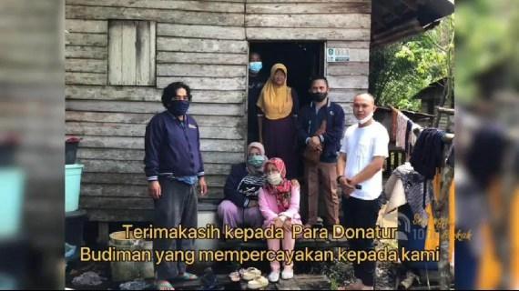 Bripka Iwan Bentuk Komunitas Seminggu 1000 Berkah