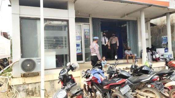 Polsek Mentaya Hulu Rutin Laksanakan Patroli Rawan Pagi
