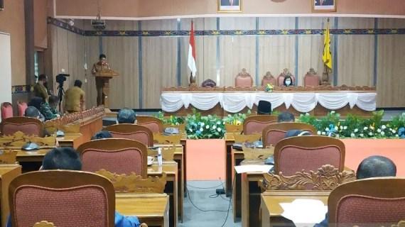 Seluruh Fraksi DPRD Kotim sepakat segera bahas Raperda Pilkades