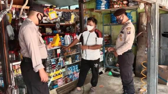 Polsek Mentaya Hulu Giatkan Patroli Rawan Pagi di Hari Libur