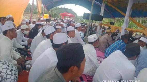 Begini Suasana Haul Syekh Abu Hamid di Samuda Besar