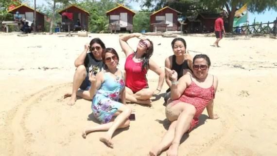 Objek Wisata Pantai Ujung Pandaran Jadi Pilihan Warga Isi Hari Libur