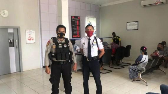 Polsek Cempaga Hulu Melaksanakan Giat Rutin Patroli Objek Vital Perbankan