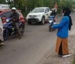 Bantu Warga Terdampak Banjir di Kalsel, PMII: Terima Kasih Warga Sampit