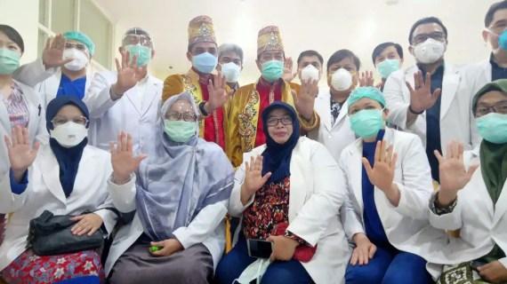 Bupati Kotim Resmikan Gedung Baru RSUD dr Murjani Sampit