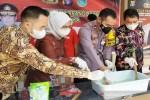 DPRD Kotim dukung Polres tingkatkan pemberantasan narkoba