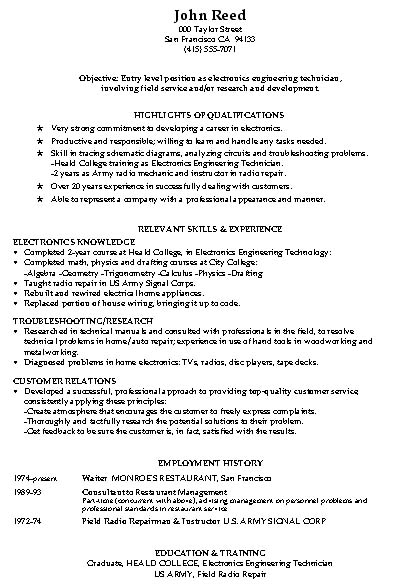 Warehouse Worker Resume No Experience. Resume Warehouse Worker