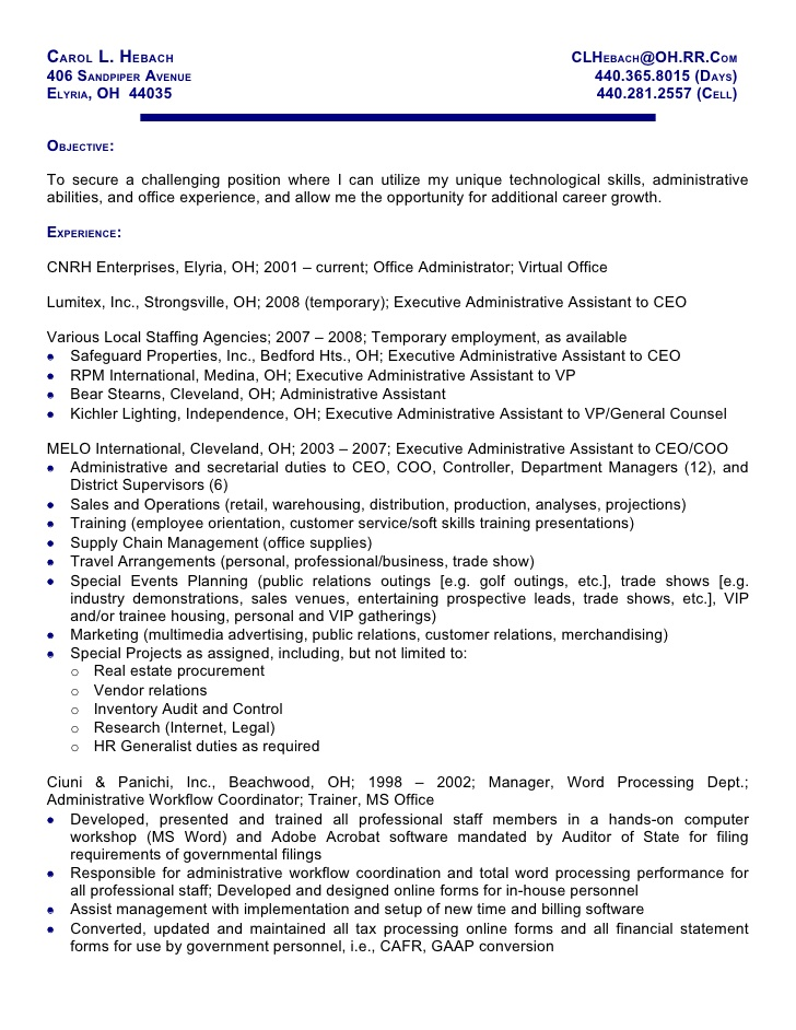 paralegal resume objective paralegal resume example entry