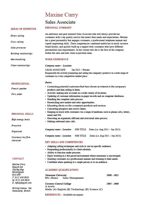 Summary For Resume Retail. Resume District Manager Resume Summary
