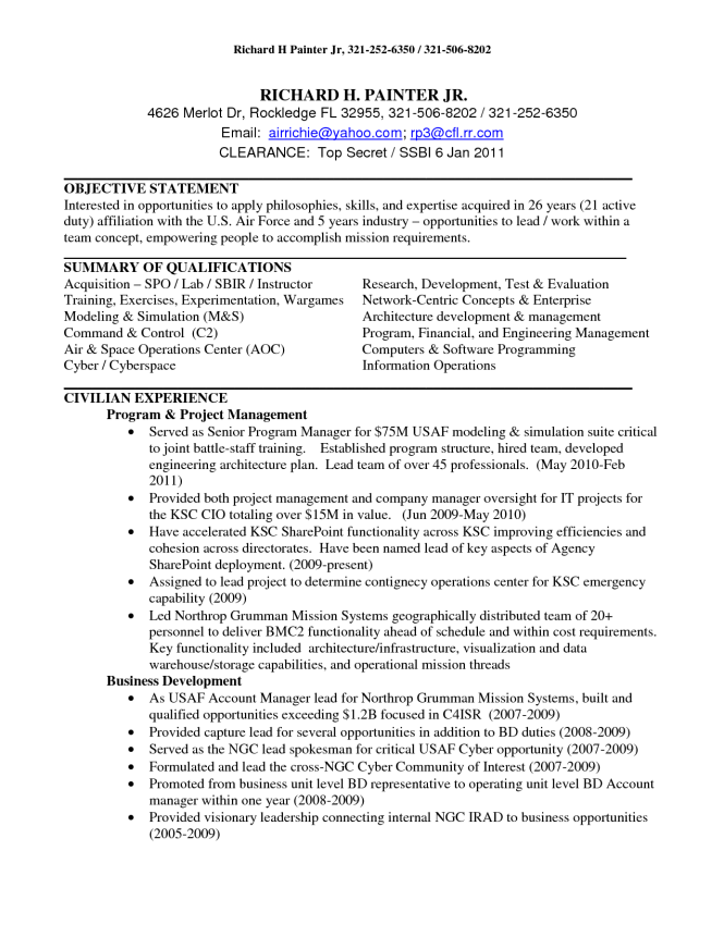 A Good Cover Letter For Resume Study Short Email Template