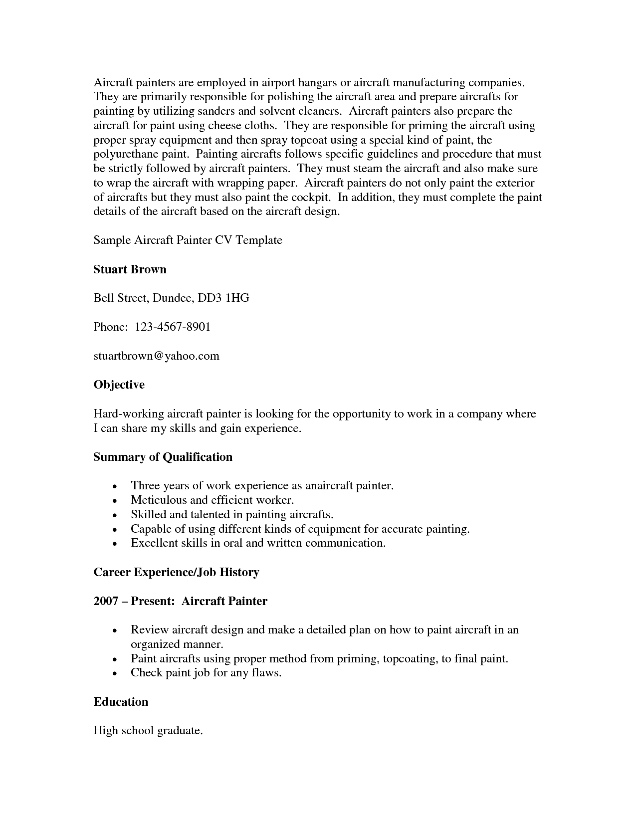 Wellness Coordinator Resume Example Free Templates