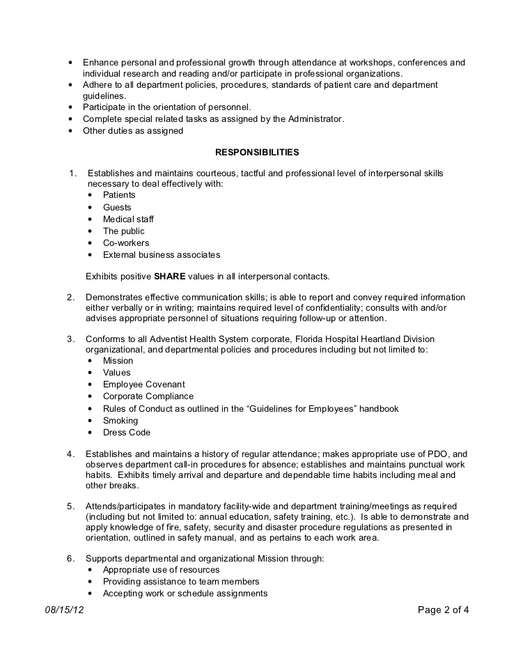 2016 patient care coordinator resume sample samplebusinessresume patient care assistant duties