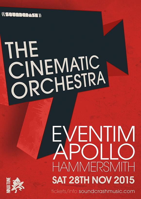 Cinematic Orchestra Hammersmith