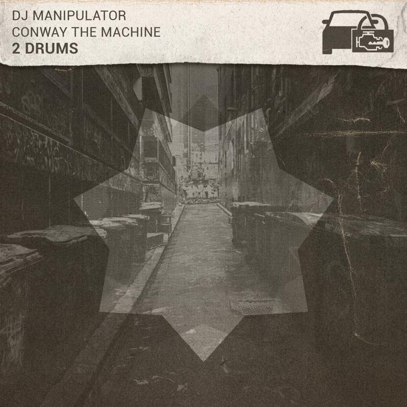 DJ Manipulator (feat. Conway) - 2 Drums