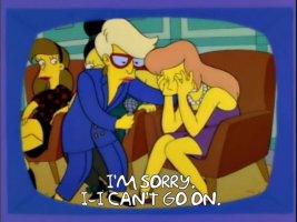 Simpsons Sally Jesse Raphael meme
