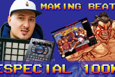 Cookin Soul samples Street Fighter II on a beat
