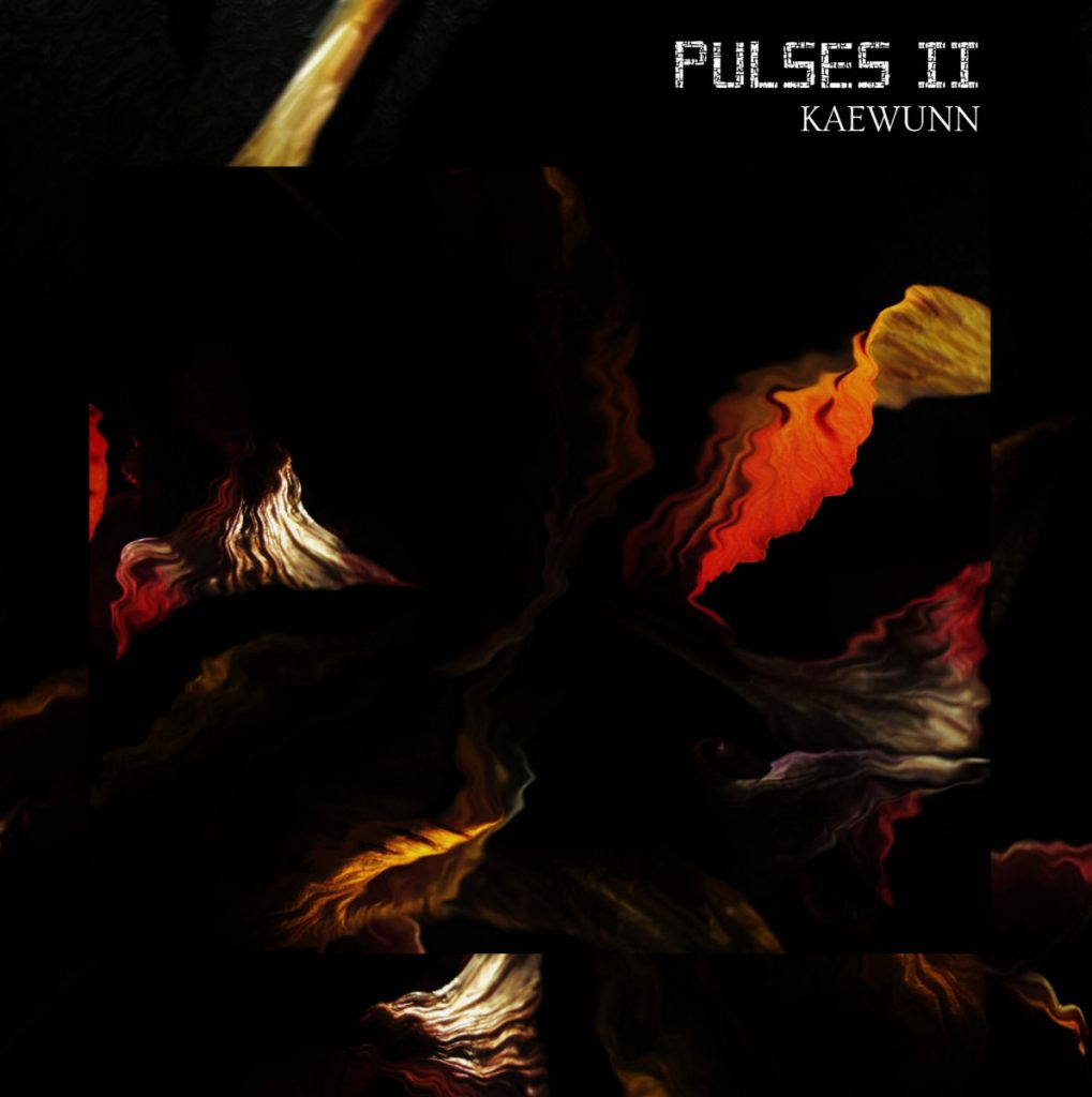 Album cover for kaewunn - PULSES [ bump l l ]
