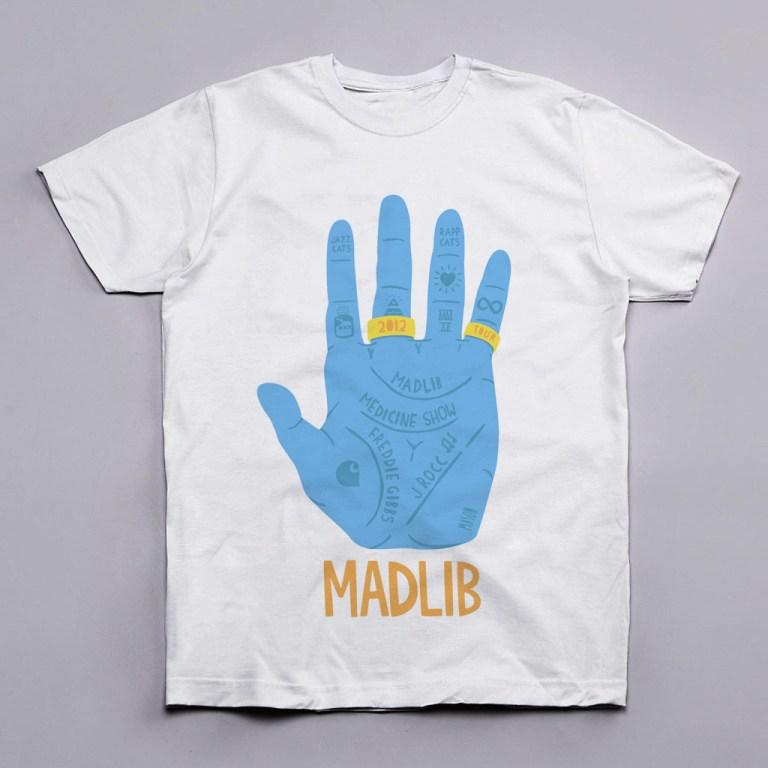 madlib medicine show t-shirt