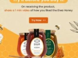 Eiwa Honey - Free Sample Honey Product For All Users