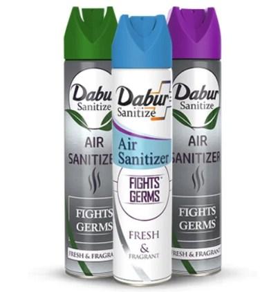 {Free Loot} Dabur Air Sanitizer Spray - Free Sample