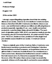 write an argumentative essay on smoking should be banned in public ban smoking in public places essay docoments ojazlink
