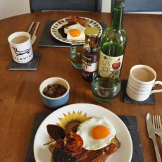 The Ultimate Suffolk Fry-up