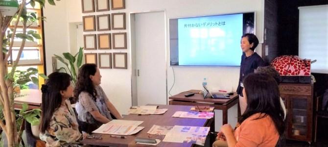 7/12『住空間収納プランナー 養成講座 プレセミナー&説明会』アンケート