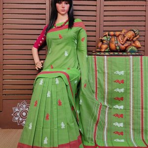 Eeshvi - Gollabama Cotton Saree