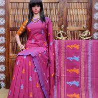 Ekayaa - Gollabama Cotton Saree