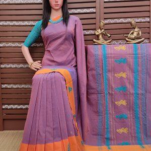 Ghungroo - Gollabama Cotton Saree