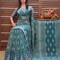 Kartyayani -  Mutyam Gadi Cotton Saree