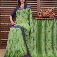 karunah - Mutyam Gadi Cotton Saree