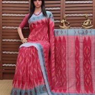 Kashyapi - Mutyam Gadi Cotton Saree