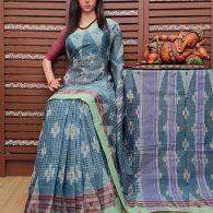 Kausudhi - Mutyam Gadi Cotton Saree