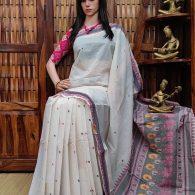 Aananthamaya - Kanchi Cotton Saree