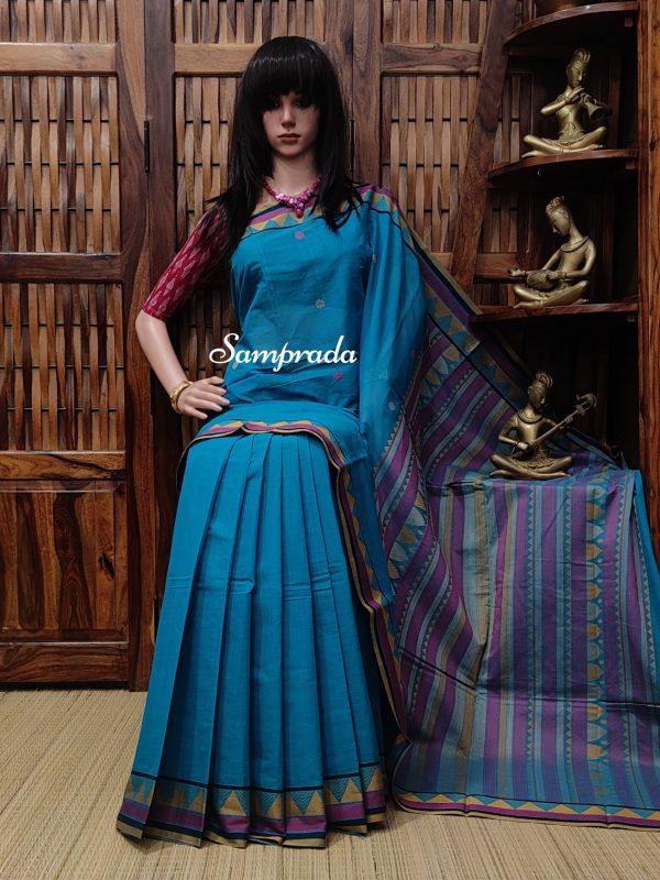 Aditri - Kanchi Cotton Saree